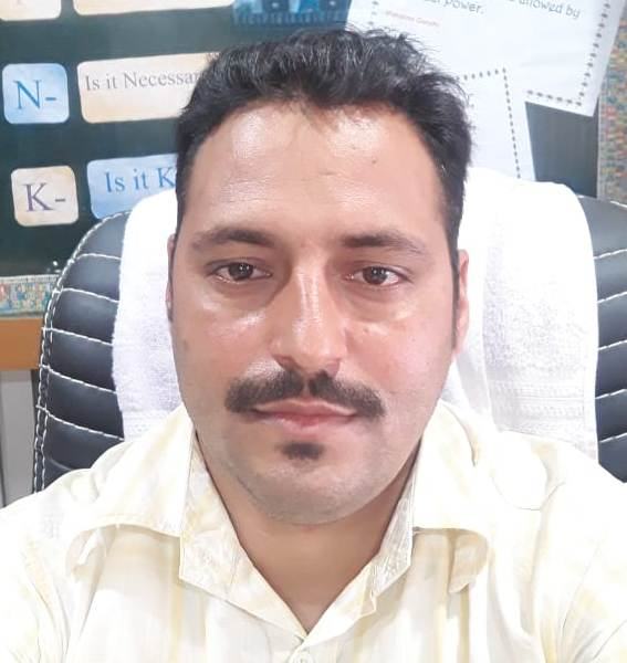 Suneel Patial (Group Instructor)